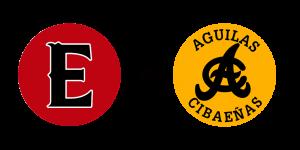 Escogido vs Aguilas